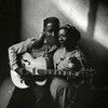 Muddy Waters and wife Geneva, Chicago, 1951.photo by Art Shay