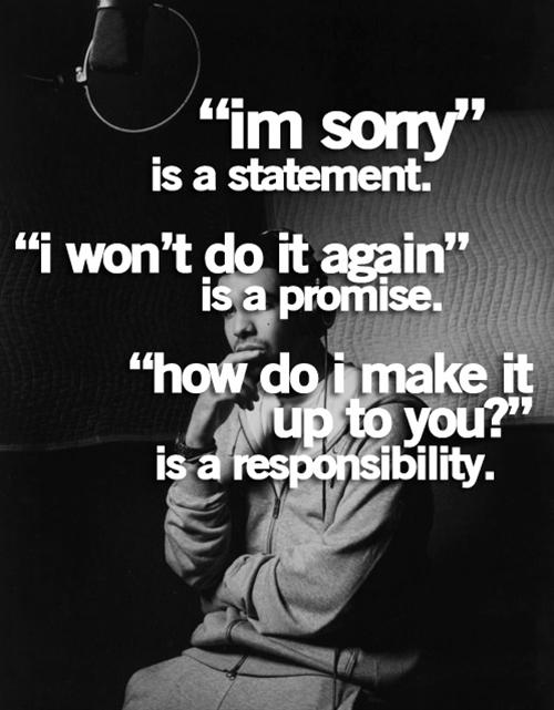 responsibility.
