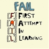 Well, sometimes you gotta fail in order to learn, right? #9gag