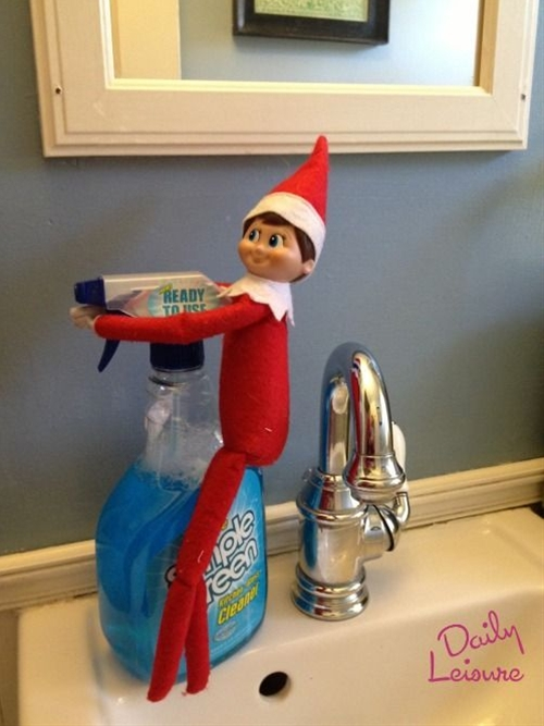 Elf on the Shelf is a hot tradition for many families