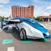 Creators of the AeroMobil flying car propose moving road traffic to the skies