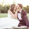 Sweet Farmhouse Wedding in Indiana