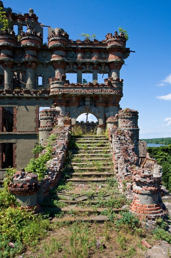 Bannerman abandoned Castle :**