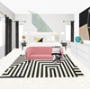 House Milk Master Bedroom Design with Homepolish