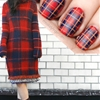 Turning up the tartan plaid today on MLF! Click through for more looks and full tutorial inside.