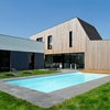 New Wooden House Extending Living Outdoors SalutesModern Family Life
