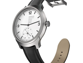 "Mondaine launches ""first ever Swiss-made smartwatch"""