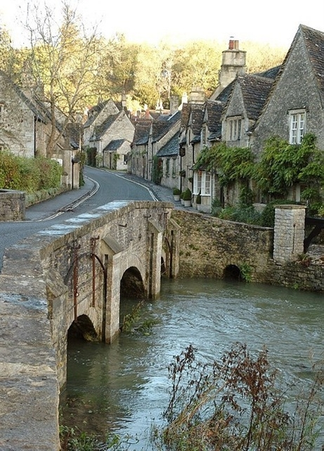 English village ... would love to be here now!