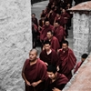 """After The Debate""Sera Monastery - Tibet by James Smorthwaite ..."
