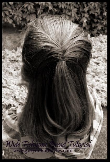 Blog of neat hair styles, braids, etc for girls