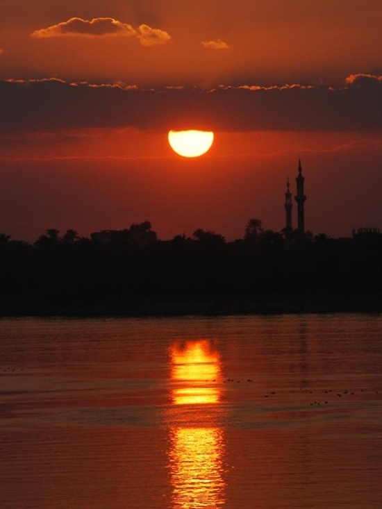 Nile River, Ethiopia / Sudan / Egypt / Uganda / Democratic Republic of Congo