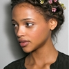 Aya Jones beauty at Valentino HC ss15   Posted by frozencoke