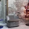 Glass Globe Floor Lamp by Cappellini - Meltdown