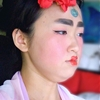25 year old Chen Yen-hui recreates makeup looks from the Tang...
