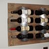 Vurm Wine Racks with Antique Barn Wood