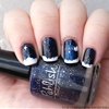 I did some more Doctor Who nails as a guest post for A Girl and her Chicken Named Betty!