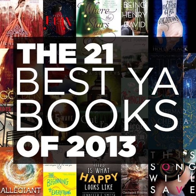 Whether you're actually a young adult or not, these books captivated us in 2013.
