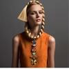 Inez & Vinoodh Photograph Portraits for David Webb Jewelry Fall 2014 Ads
