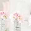 "Photography: Ambrosio Photography Flowers and Design: Luxe Fête Event Planning and Design Studio ""Urban Floral Bridal Shower Decor Inspiration"""