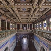 Abandoned Technicolor Castle, Italy by Palmerston Hotels | via The Castle of Sammezzano, near Florence, set in its own magnificent park of 185 hectares, is to become a luxurious Sporting Resort,...