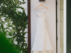 A Modern White Wedding