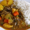 Japanese Curry Rice With Hanger Steak