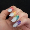 Rainbow - full post on Squeaky Nails