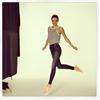 Snap! Miranda Kerr BTS for Reebok Spring 2015 Campaign