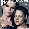 Kristen Stewart & Juliette Binoche Star on Interview Germany September 2014 Cover