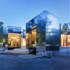 PPAG Architects adds mirrored extension to restaurant in Vienna's Stadtpark