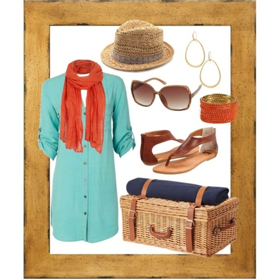 Night at Wolf Trap, created by kimberly-foures on Polyvore