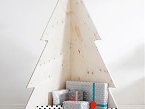 Last Minute Christmas Tree Ideas