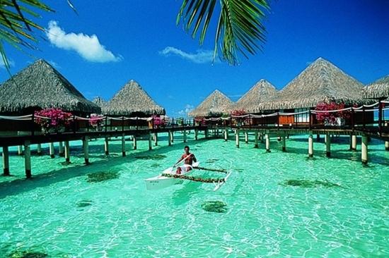 Bora Bora  aaah aah :)