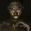 Shades of Gold by Carlos Santero