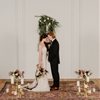 Modern Romantic Wedding Ideas with Marsala