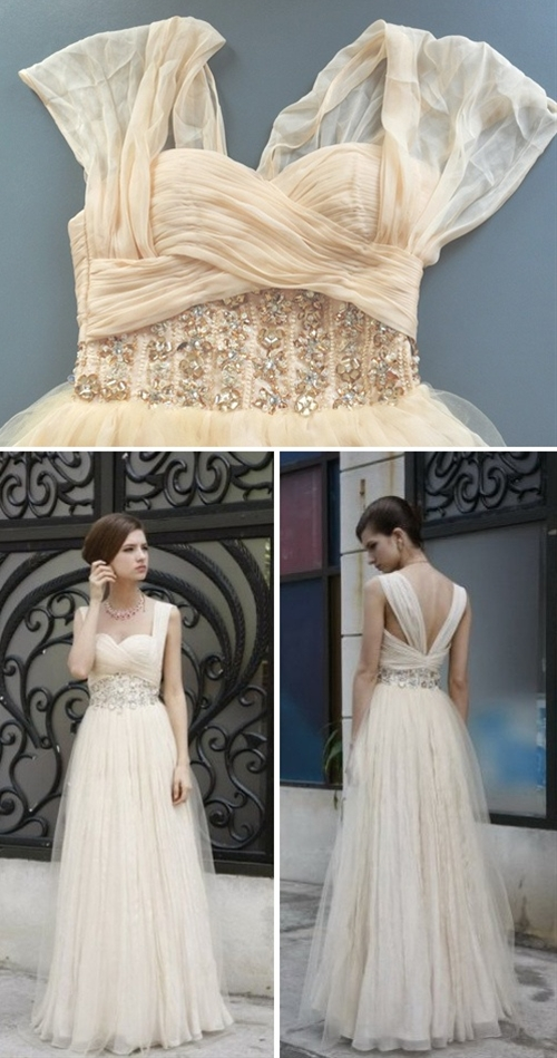 pretty, pretty dress