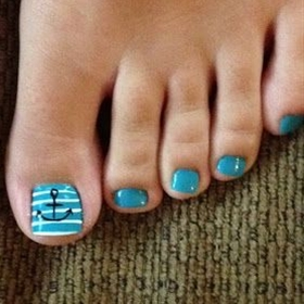 turquoise nautical fun switch up from your average nautical.