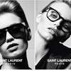 Abbey Lee Kershaw Lands First Saint Laurent Campaign with Eyewear Ads