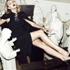 Gigi Hadid Gets Dark & Glamorous for Lita Mortari F/W 2014 Campaign