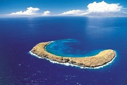 Molokini! Maui, Hawaii