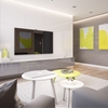 Similarly Simple Designs with a Bright and Cheerful Tone