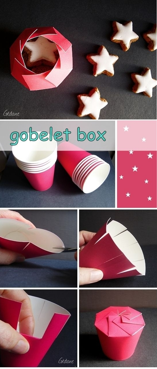Here is a nice way of making small boxes,