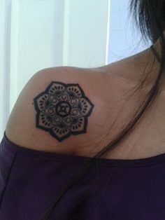 The lotus flower is a timeless symbol of beauty and  strength