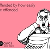 Bad offense.