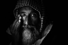 Street Portrait .. by Saeed