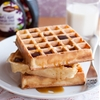 Recipe: Overnight Yeasted Waffles — Breakfast Recipes from The Kitchn