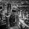 """Istanbul Night Shot #1""Shot from top the Sapphire Tower in..."