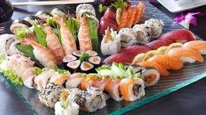 sushi sushi sushi sushi.