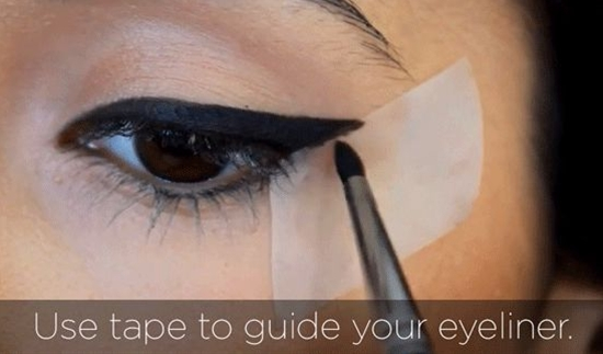 Not feeling too confident about your eyeliner artistry? No worries.