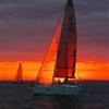 SLAM Suursaari Race. Start from Espoo Finland, sail around the...